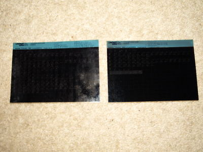 Triumph Acclaim Range Parts Microfiche.