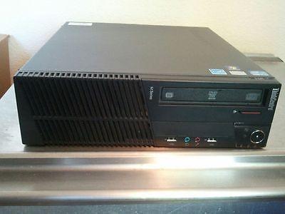Lenovo ThinkCentre M91p SFF Core i7 2600 3.40GHz, 8GB , 500GB HDD, Win 10 Pro