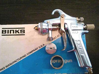 Binks- Bbr Mach 1 Pressure Paint Spray Gun 92p