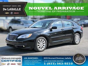 2013 Chrysler 200 Touring Wow.! In Great Shape..!