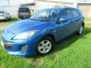 2013 Mazda 3 BL10F2 MY13 Neo Activematic Blue 5 Speed Sports Automatic Hatchback Moorabbin Kingston Area Preview