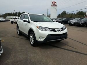 2015 Toyota RAV4 LIMITED with Tech Package