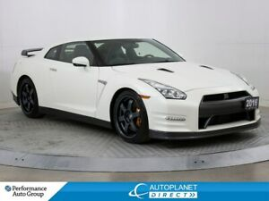 2016 Nissan GT-R Premium AWD, Navi, NEW Performance Tires!