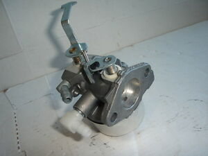 Genuine 10HP Tecumseh Engine Carburetor 640260A HM100 Lh358XA 8HP HM80