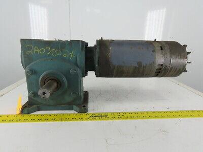 Vbm3558t Gear Motor 301 Ratio 57.5rpm 208-230460v 3ph 1-12 Shaft