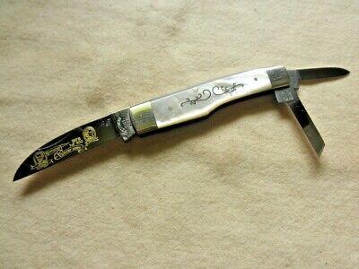 VINTAGE FRANK BUSTER KENTUCKY CUT. ASSN. WHITTLER POCKET KNIFE 1 OF 500 #35