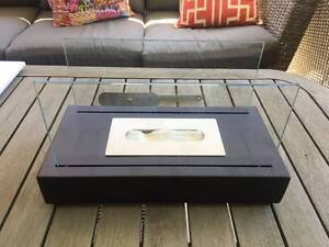 Ethanol table fire burner FP-017T. Brand New. RRP $79. Kellyville Ridge Blacktown Area Preview