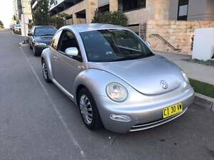 2002 Volkswagen Beetle Hatchback Rhodes Canada Bay Area Preview