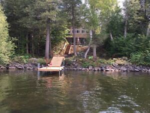 5 Bedroom Waterfront Cottage for Rent
