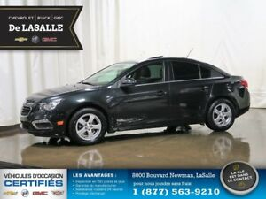 2015 Chevrolet Cruze 2LT Well Equiped, Owned Once, No Accident..