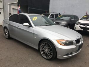 2007 BMW 3 Series 335i cuir toit d'occasion