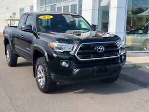 2016 Toyota Tacoma 4X4 SR5,  BFG All Terrains! Buy with Confiden