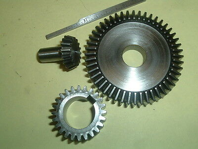 Model Hit And Miss Gasoline Engine Timing Governor Gear Set 24-48 Teeth