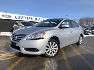 2015 Nissan Sentra 1.8 S BLUETOOTH|REMOTE KEYLESS ENTRY|REMOT...