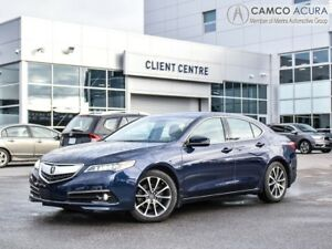 2015 Acura TLX Tech SUPER LOW KMS!