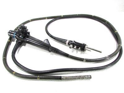 Olympus Cf-1t10l Colonoscope Gastroscope W Xq10 Case