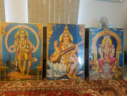 Hindu god picture Frankston North Frankston Area Preview