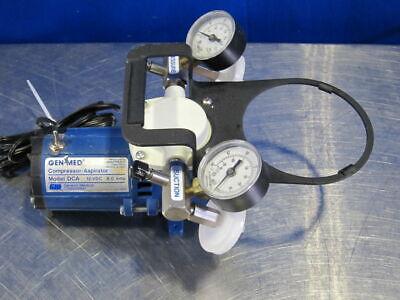 Gen-med Dca Compressoraspirator Suction Pump Unit