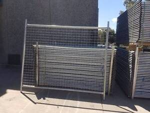 2.1m*2.4m*3.5mm*7*7cm Temporary Fence $48 Wetherill Park Fairfield Area Preview