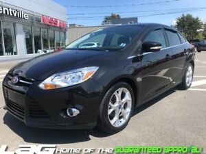 2012 Ford Focus SEL Leather! Sunroof! Bluetooth!