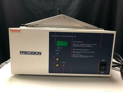 Thermo Precision 2825 Digital Waterbath Tested Works Great