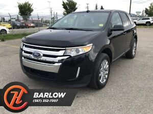 2013 Ford Edge SEL / Back Up Camera / Heated Leather Seats /