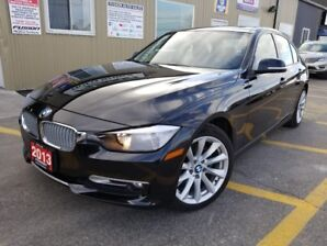 2013 BMW 3 Series -AWD-PWR SUNROOF-LEATHER-HEATED SEATS/STEERING WHE