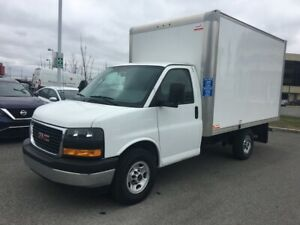 2018 Gmc Savana Commercial Cutaway Cube Perfect for a business o