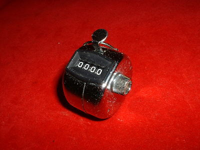 Rogers 4 Digit Hand Counter