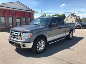 2011 Ford F-150 XLT XTR 4X4 6 Month Powertrain Warranty Included