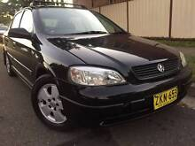2004 Holden Astra Hatchback Belmore Canterbury Area Preview