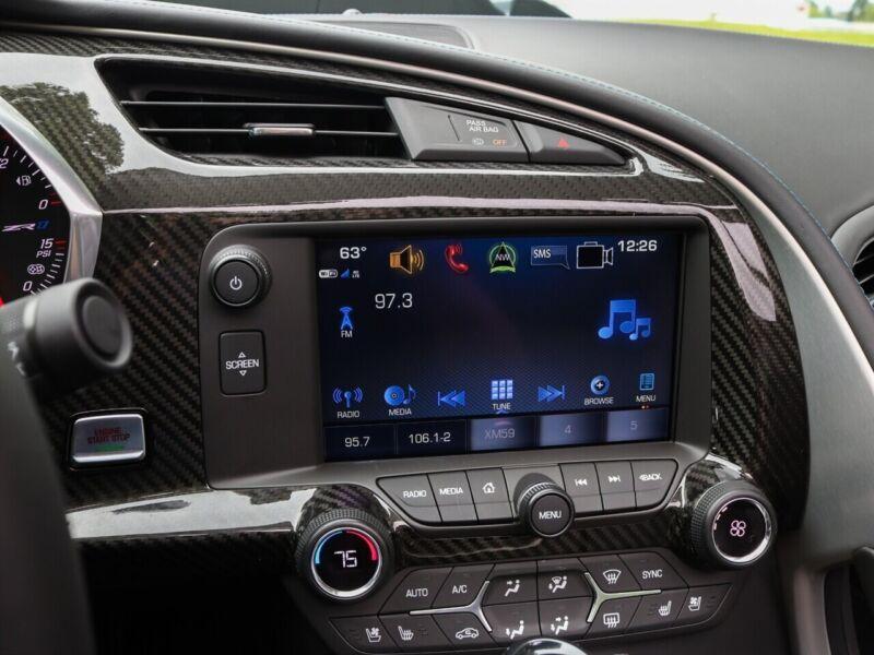 Image 19 Voiture American used Chevrolet Corvette 2019