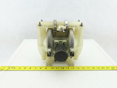 Wilden Pump-mi Diaphragm Pump 12 Npt