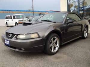 2003 Ford Mustang GT 4.6L Convertible