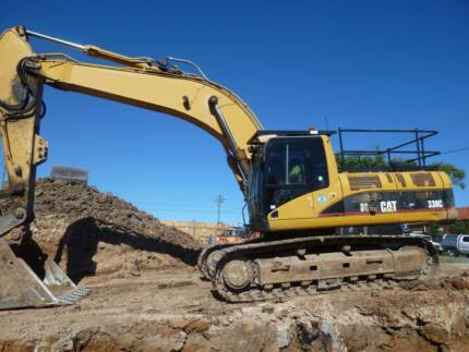 CAT Caterpillar 330C Hydraulic Excavator Sydney City Inner Sydney Preview