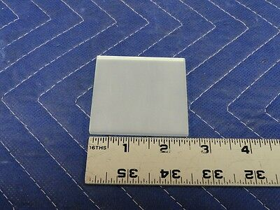 First Surface Laser Mirror Al Aluminum Myriad 75028-a 2.5 Square New H41