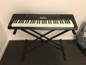 Casio CTK-3200 Keyboard + Stand New Lambton Newcastle Area Preview