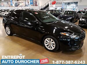 2014 Dodge Dart SXT - NAVIGATION - A/C - Caméra de Recul Heated