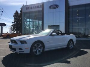 2013 Ford Mustang GT  5.0L / exhaust BORLA Convertible  / 420HP