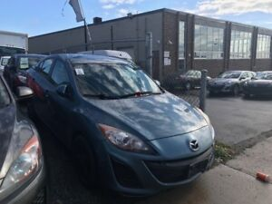 2011 Mazda Mazda3 GX!AUTO!LOADED!FULLY CERTIFIED@NO EXTRA CHARGE