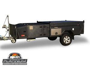 Platinum Cruiser S2 Rear Fold Camper Hyde Park Townsville City Preview
