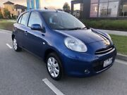 2014 Nissan Micra ST-L Hatchback low kms rego Rwc Dandenong Greater Dandenong Preview