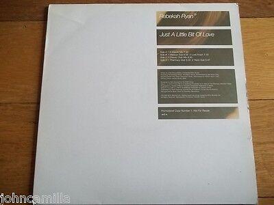 "REBEKAH RYAN - JUST A LITTLE BIT OF LOVE 2x12""RECORD - MCA RECORDS - WMCST 40063"