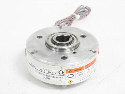 HELISTAR PLB-012 HOLLOW SPINDLE MAGNETIC POWDER BRAKE 25mm INTERNAL DIAMETER