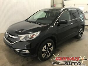 2015 Honda CR-V Touring AWD GPS Cuir Toit Ouvrant MAGS