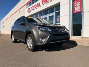 2013 Toyota RAV4 XLE XLE, Sunroof, Heated Seats