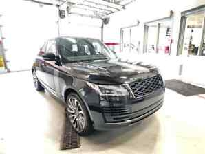 2018 Land Rover Range Rover HSE-SC VISION-PACK DRIVER-PRO-PACK LOW-KMS LIKE-NE