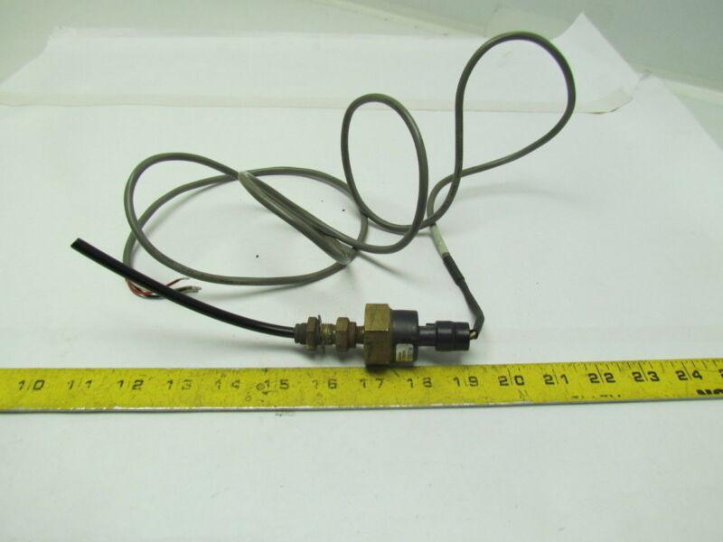 "Ingersoll Rand 39877618 Vacuum Transducer W/Cord 0 to 29.92"" Hg Vac"