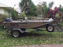 Qunitrex 390 Explorer with 25 hp Yamaha. Whitfield Cairns City Preview