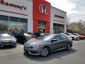 2016 Honda Civic Sedan EX SUNROOF